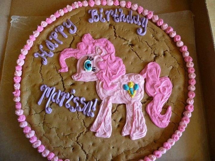 Pinky Pie Icing Fondant Cutter Cake Decorating