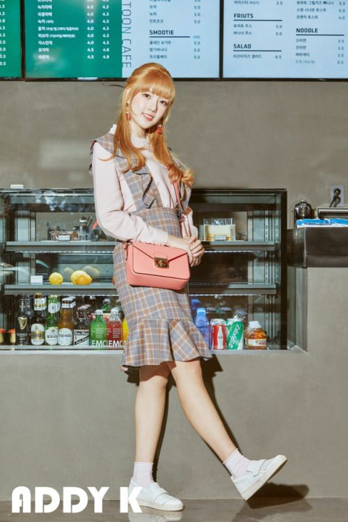 """Yerin for ADDY K March edition"""