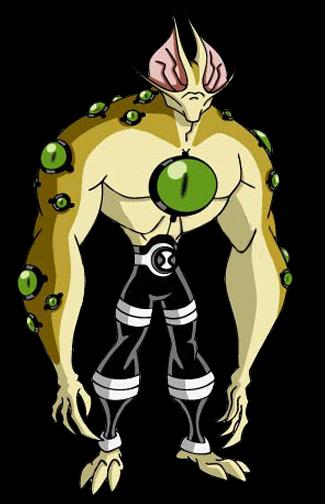 Eye Guy Classic Ben 10 Wiki Fandom Powered By Wikia Ben 10
