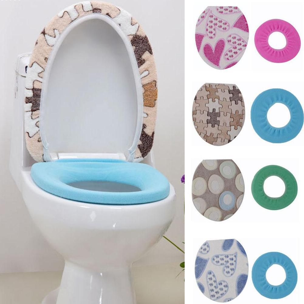 Cheap Toilet Lid Buy Quality Toilet Seat Cover Directly From China Toilet Lid Cover Suppliers 2pcs Set Soft Coral Not Hur Toilet Seat Cover Toilet New Toilet