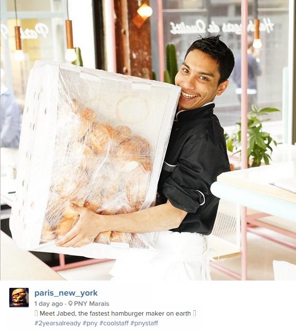 Great Instagram post from Paris New York in Paris, France / Sympathique post Instagram de Paris New York à Paris, France https://instagram.com/p/3GKa4LOCA6/