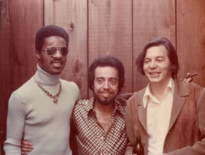 Stevie Wonder Sergio Mendes And Antonio Carlos Jobim Stevie