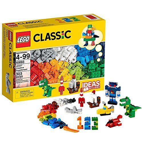 lego classic building blocks supplemental 10693 manufacturer lego enarxis code 014764