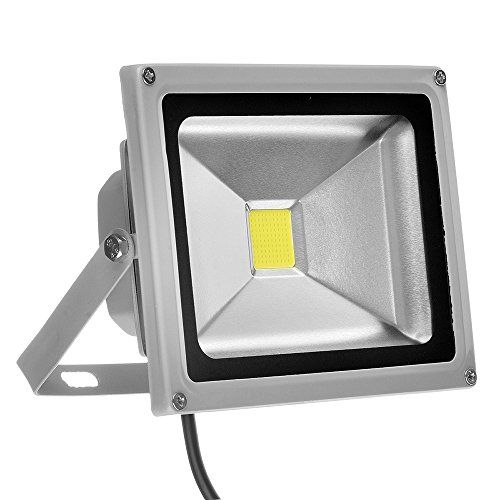 Mmp 110v 20w Led Flood Lights Cool White Outdoor Daylight White Security Lightsuper Bright Garden Wall Landscape Led La Led Flood Lights Led Flood Flood Lights