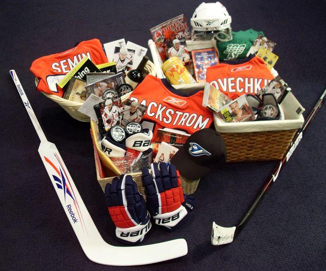 353272803c6 Hockey Gift Basket