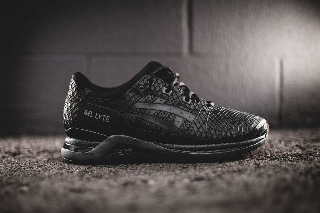 Distribuir Sucediendo Tesoro  Gel-lyte EVO (Black) | Gel lyte, All black sneakers, Black sneakers