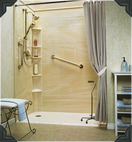 Bathroom Remodels For Handicapped handicap bathroom design | bath fitter can help you convert your