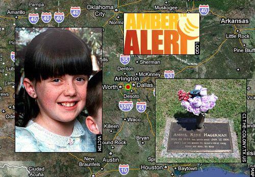 Arlington Tx Br Amber Hagerman Amber Alert Amber Alert Hagerman Unsolved