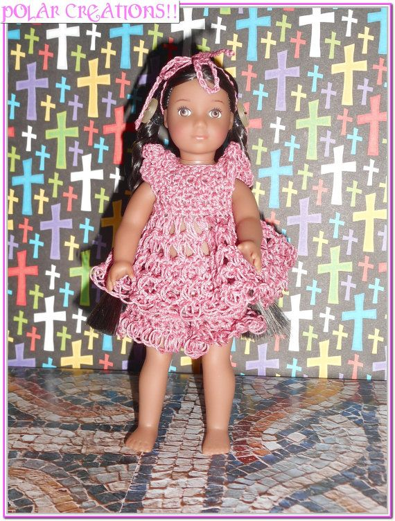 Hey, I found this really awesome Etsy listing at https://www.etsy.com/listing/295150667/american-girl-mini-65-inch-doll-outfit