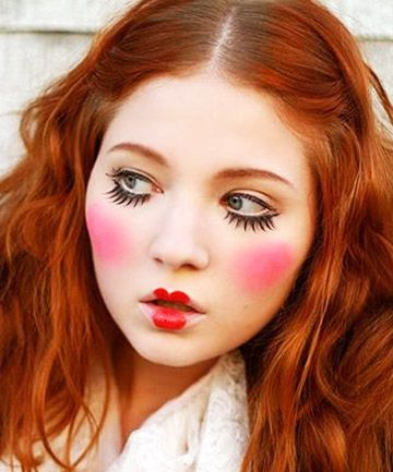 16 lastminute halloween costumes that only require makeup
