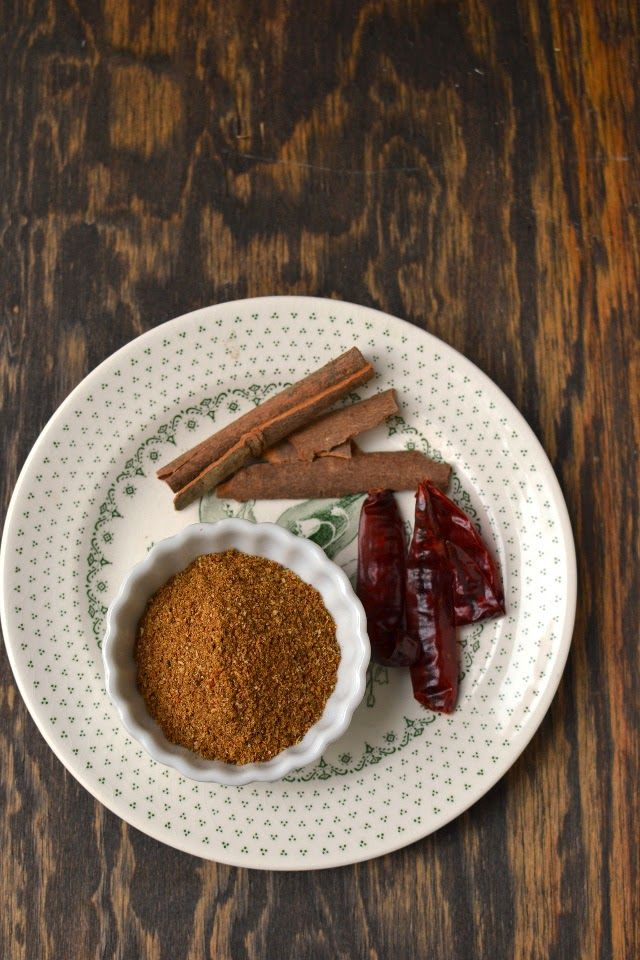 Sri Lankan Curry Powder Recipe Indianer