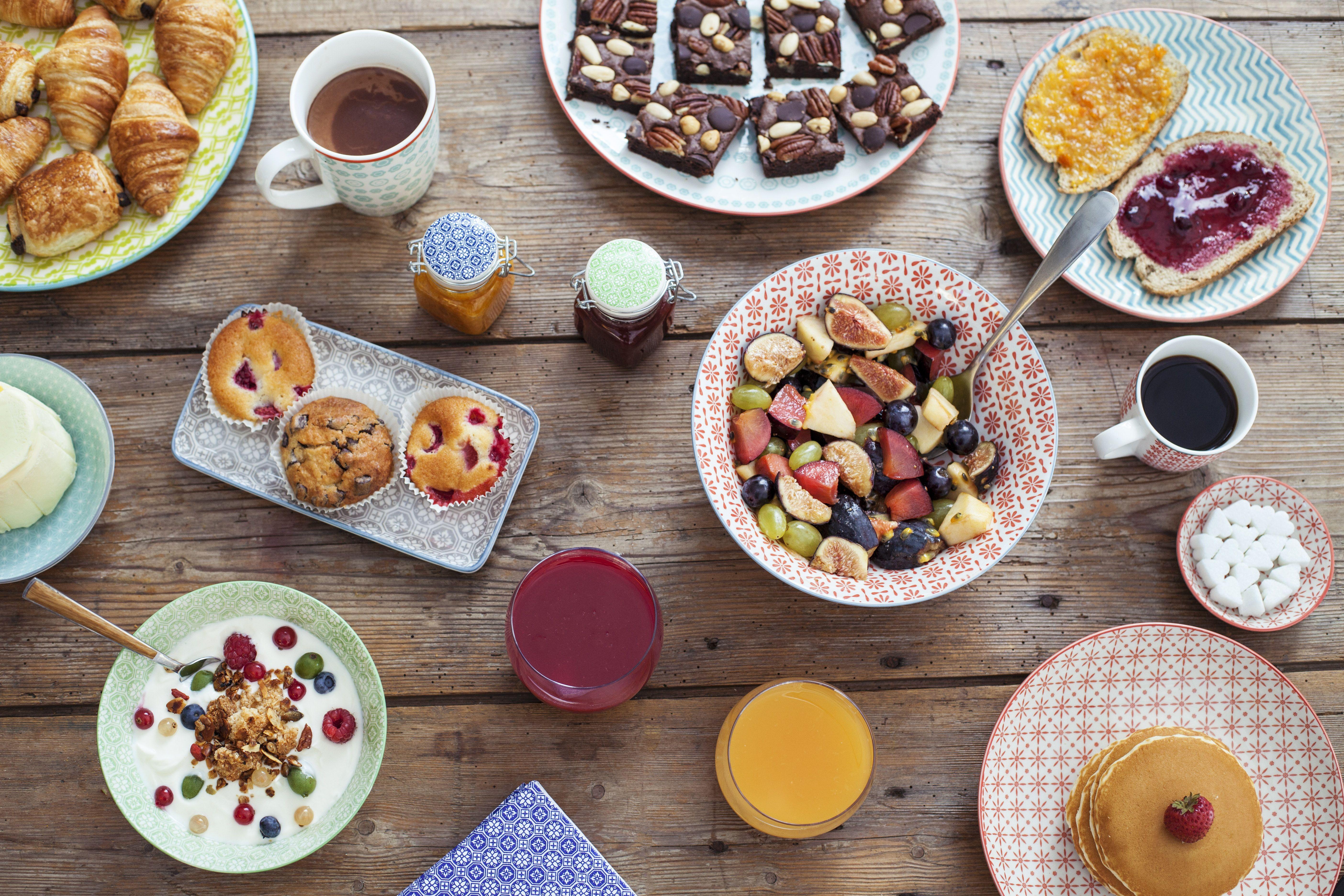 brunch -petit déjeuner gourmand - traiteur - chef à domicile