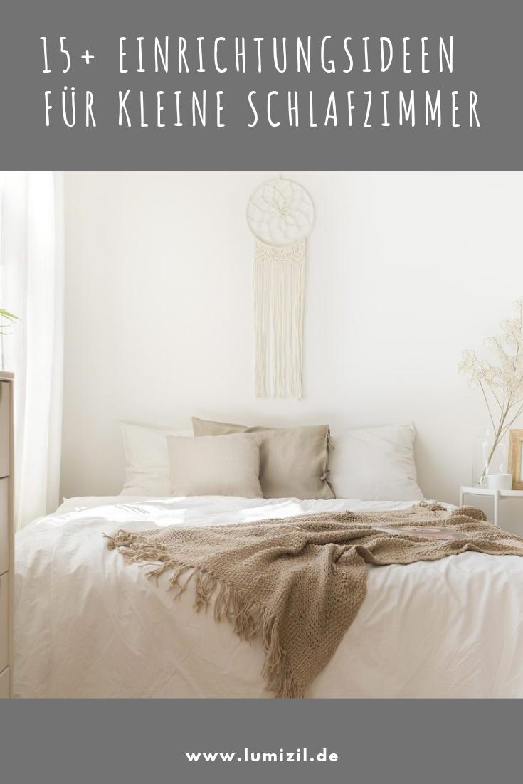 Kleines Schlafzimmer Einrichten 20 Einrichtungsideen Tricks Kleines Schlafzimmer Einrichten Schlafzimmer Einrichten Kleines Schlafzimmer