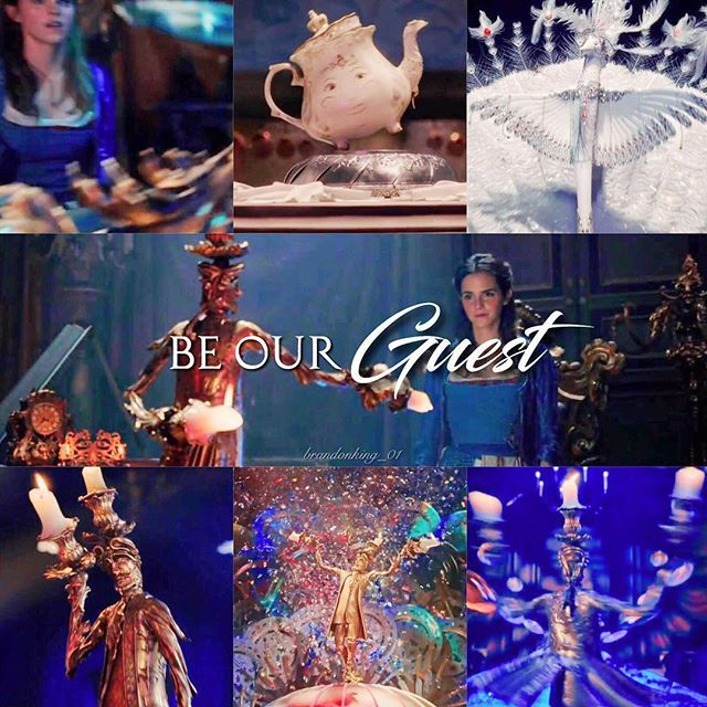 Prepare To Enter An Enchanted World Where You Will Be Our Guest