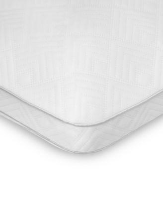 Sensorgel Cooling Memory Foam Body Pillow White Memory Foam