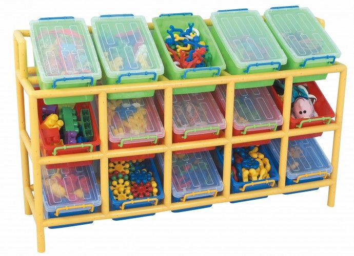 1 Collection Toy Storage Solutions For Small Spaces 2014