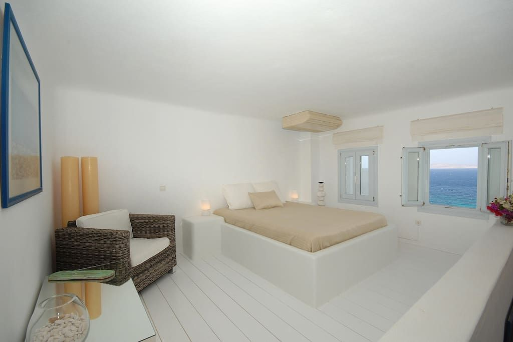 Check out this awesome listing on Airbnb: SeaWest Mykonos - Houses for Rent in Míkonos
