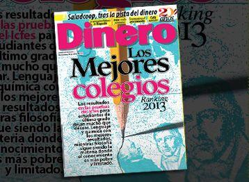 Los mejores colegios 2013, Carátula - Edición Impresa Dinero.com - Últimas Noticias