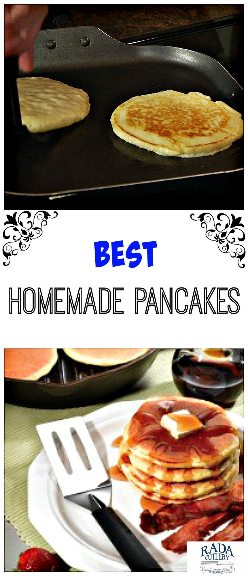 Best homemade pancakes homemade pancakes perfect