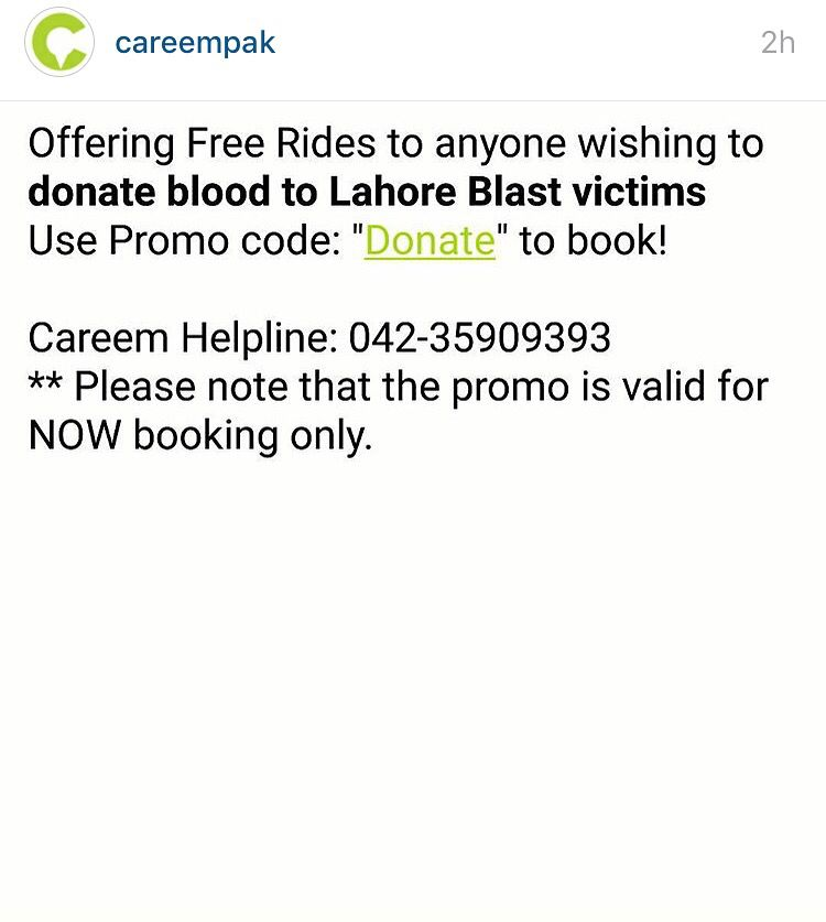 Lahore needs its people now more than ever please do your part