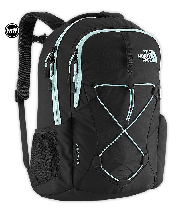 7d3f86bb0a Women's Jester Backpack - Small Laptop Backpack | Free Shipping | The North  Face wants black/origin blue