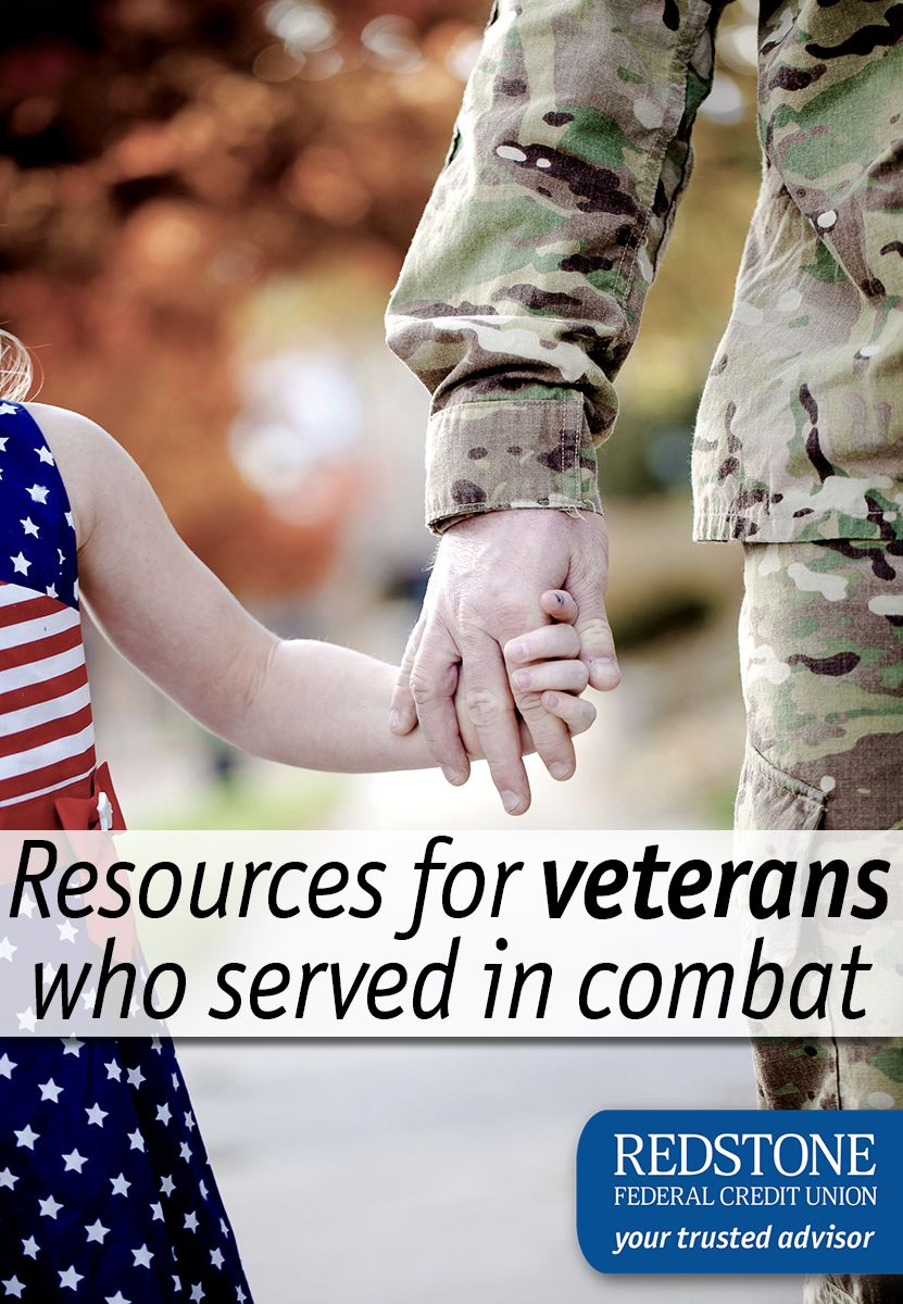Soldiers who served in combat should be aware of the full