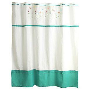Just Home Collection Cortina De Bano Jardin De Amor Textil 180x180