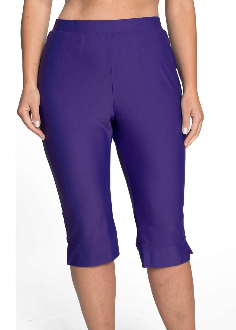 0c1ce8b1ef Slimming swim and bike shorts, below the knee pedal pusher styled, are  super comfy, light weight and quick drying. A staple for any wardrobe - you  can wear ...