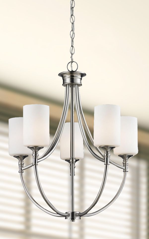 A Simple And Elegant Chandelier Menards