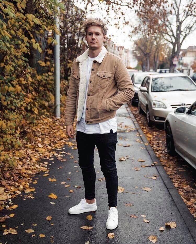 35 Fabulous Men Outfit Idea In Springtime #manoutfit