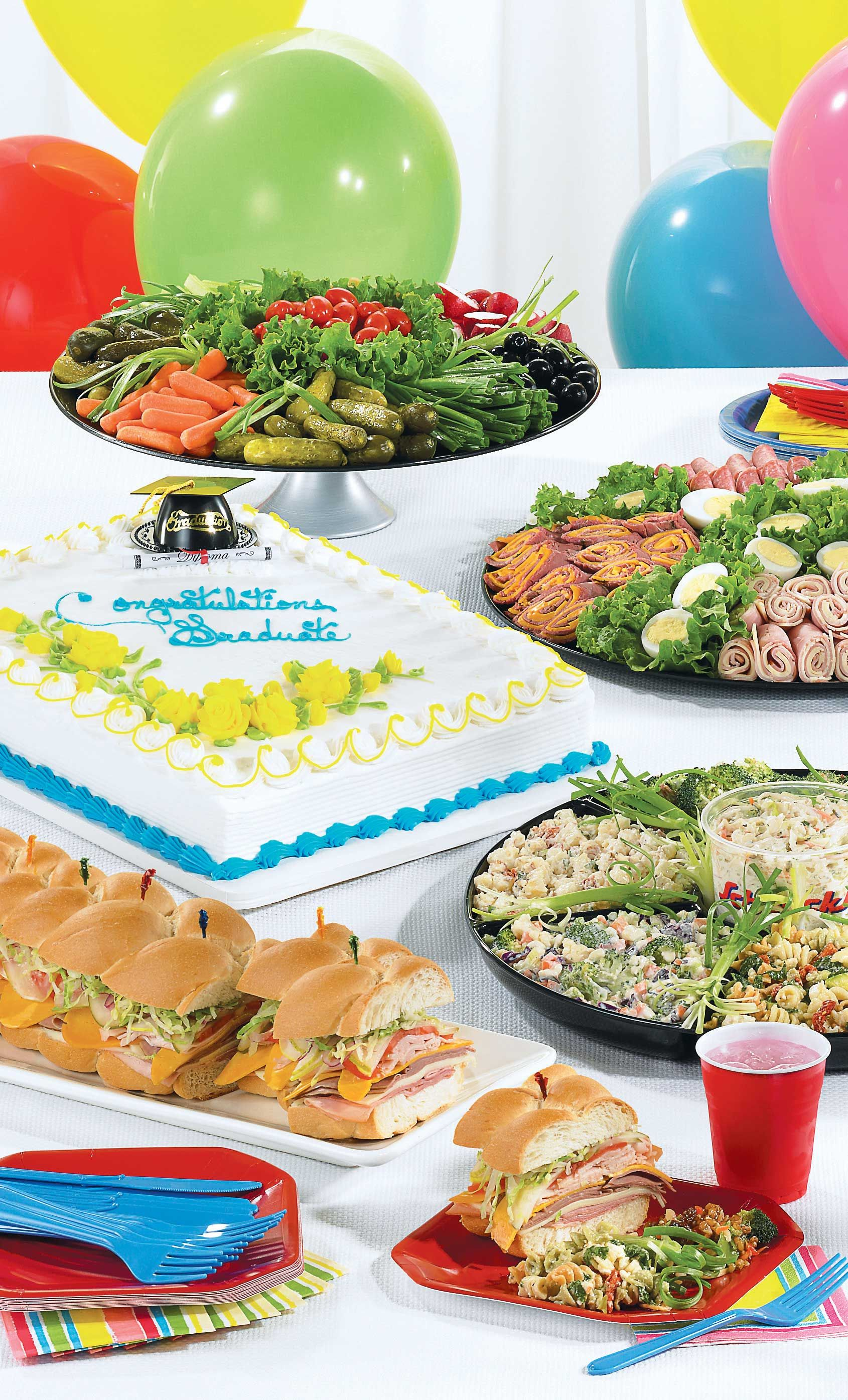 Party Food Trays, Party Trays