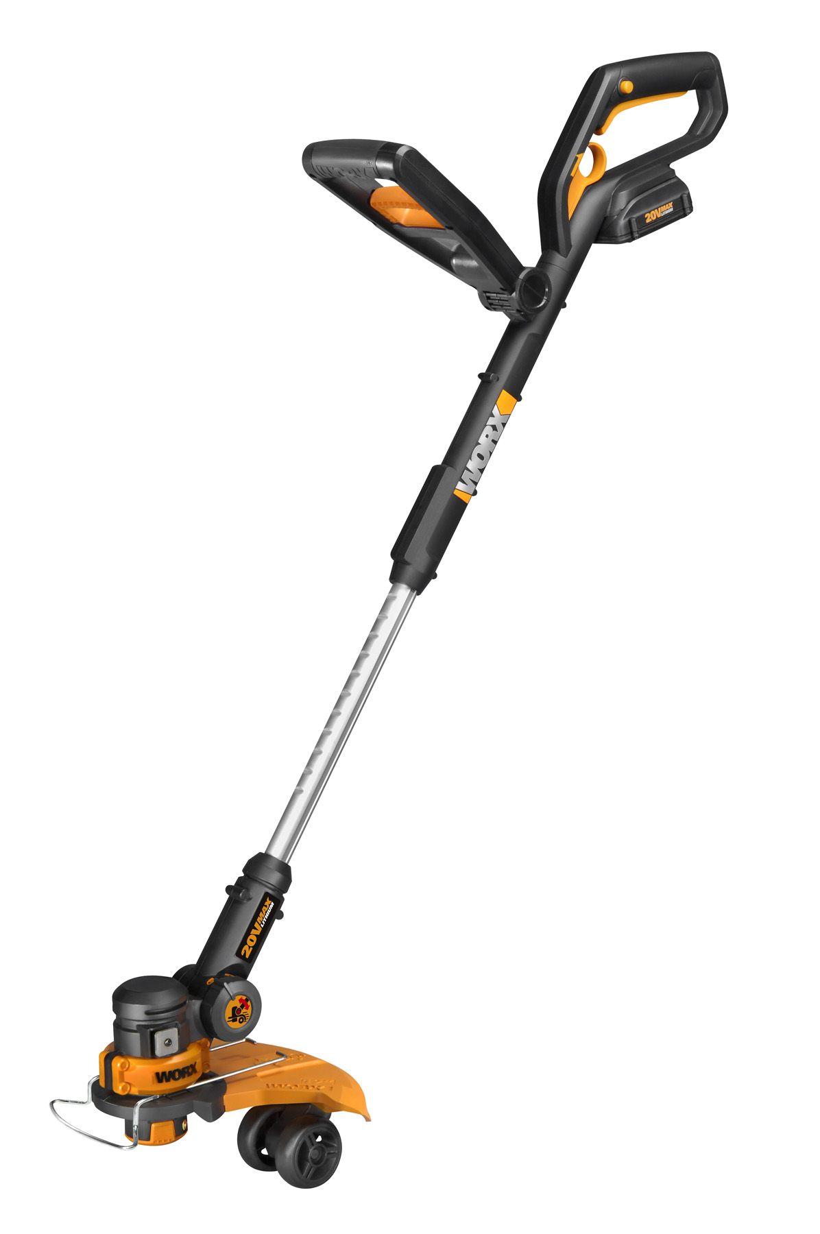 Worx 20 Volt 2 0 Gt Trimmer Edger Mini Mower Giveaway Cordless