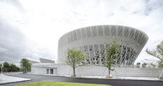 Gallery of The Fuzhou Strait Culture and Art Centre PES Architects 7