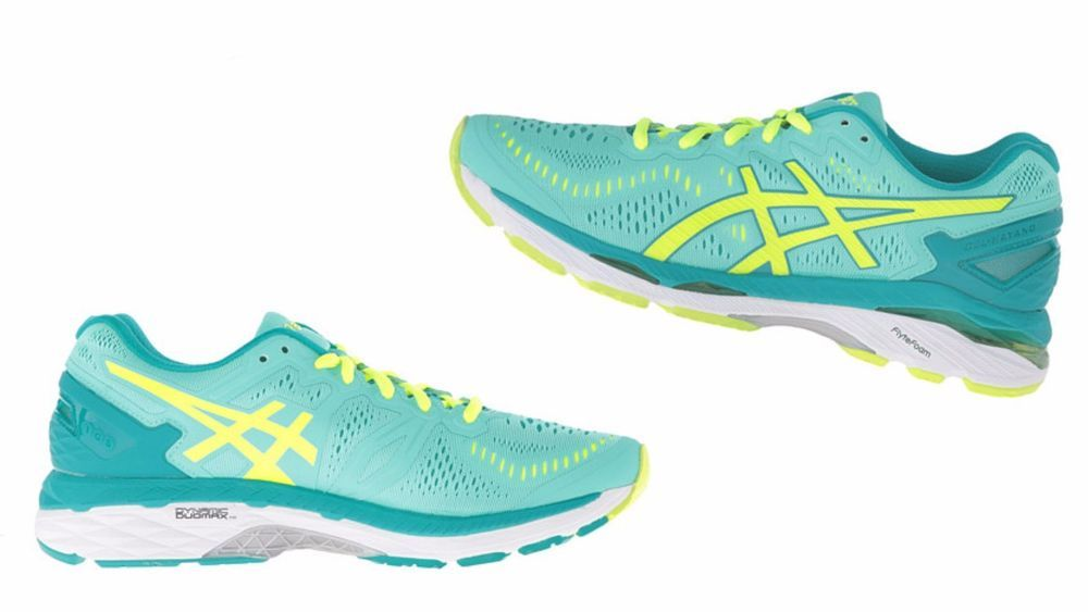 brand new 8bad3 04e2f asics gel kayano 23 yellow Sale,up to 69% Discounts
