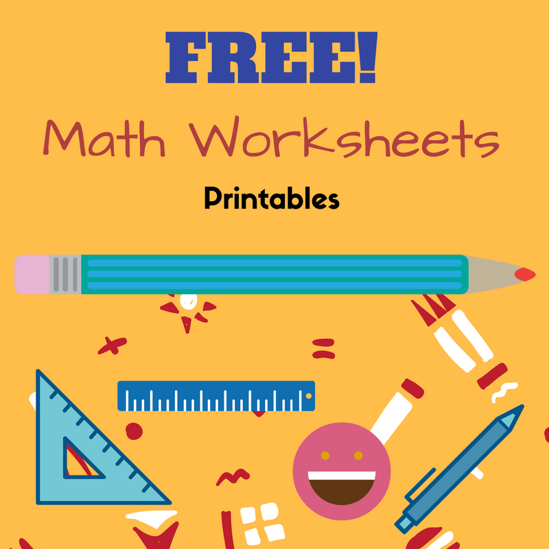Find Free Math Printable worksheets for all grades from first grade ...