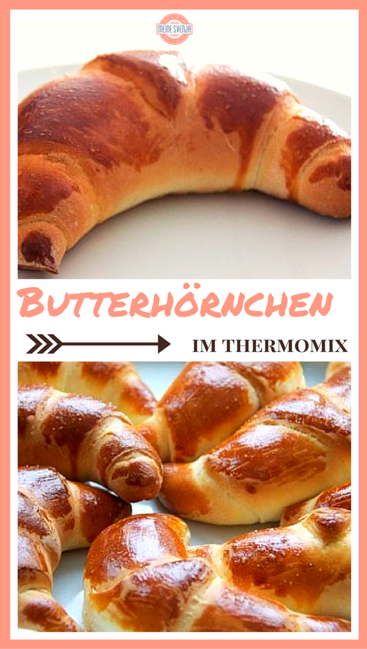 butterh rnchen die perfekten schnell lecker mit dem thermomix the perfect croissant. Black Bedroom Furniture Sets. Home Design Ideas