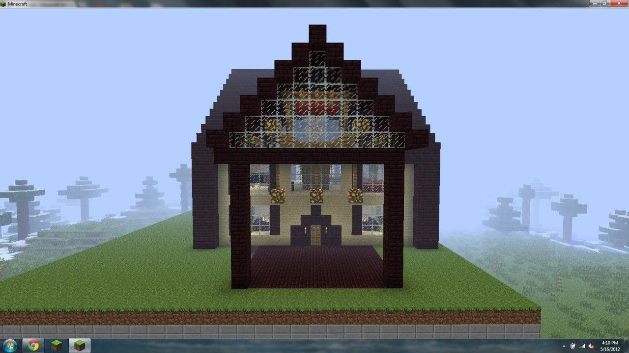 nether brick house - Google Search  Minecraft brick, Brick