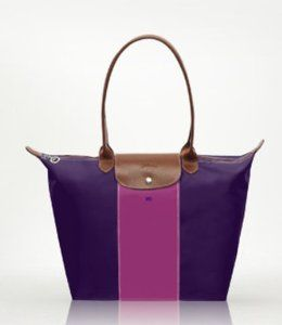 customizable longchamp bag. just need to wait for spring for the fun colors to come out