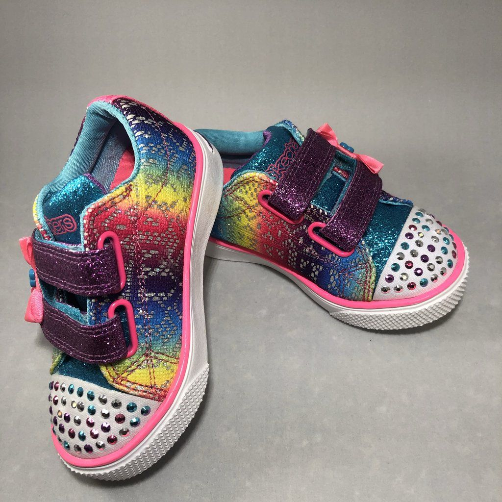 Twinkle Toes - Colorful Crochets
