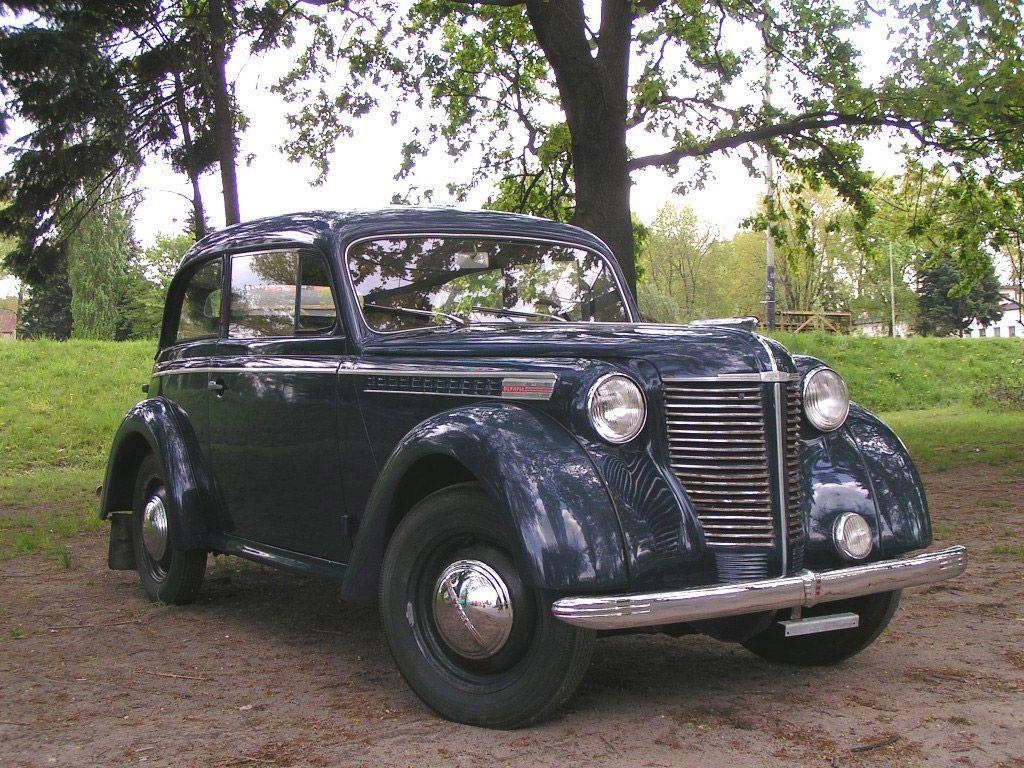 Opel Olympia 1949