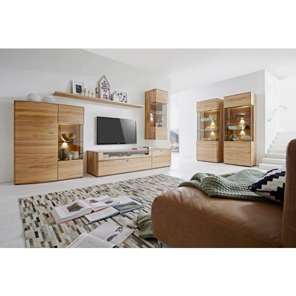 Perfect Erstklassige Wohnwand Von VALNATURA   Im Natürlichen Stil