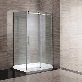 Ove Decors Kelsey 48 Shower Corner Shower Kits Shower Doors Corner Shower