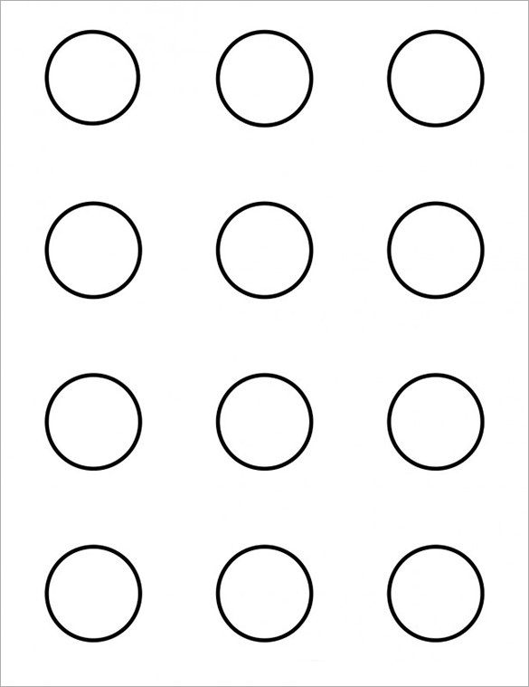 photo regarding Printable Macaron Template identified as 9+ Printable Macaron Templates Totally free Term, PDF Structure