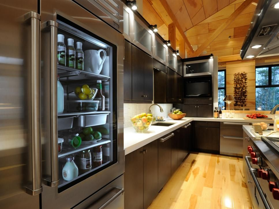 Hgtv Com Has Beautiful Pictures Of Kitchen Layouts And Decorating