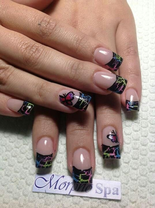 Pin By Gelic' Nail Art On Inspirational People's Nail Art