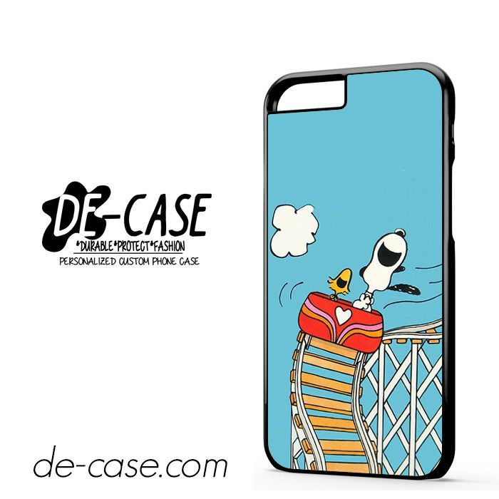 Snoopy Rollercoaster DEAL-9772 Apple Phonecase Cover For Iphone 6 / 6S