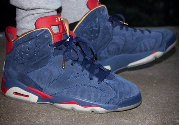 Air Jordan 6 Doernbecher - Damiensneaker | Air jordans, Sneakers ...
