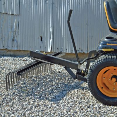 Landscape rake yard equipment pinterest landscape rake and tractor landscape rake atv attachmentsgarden tractor workwithnaturefo