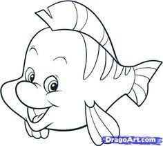 Disney Cartoons Drawing