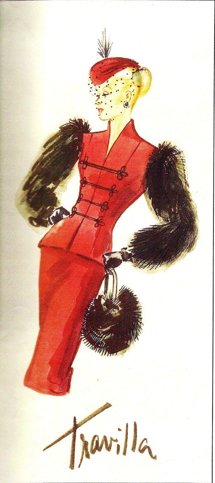 SEWING PATTERN-Style 116 Designer Inspired Suit Gene Tyler